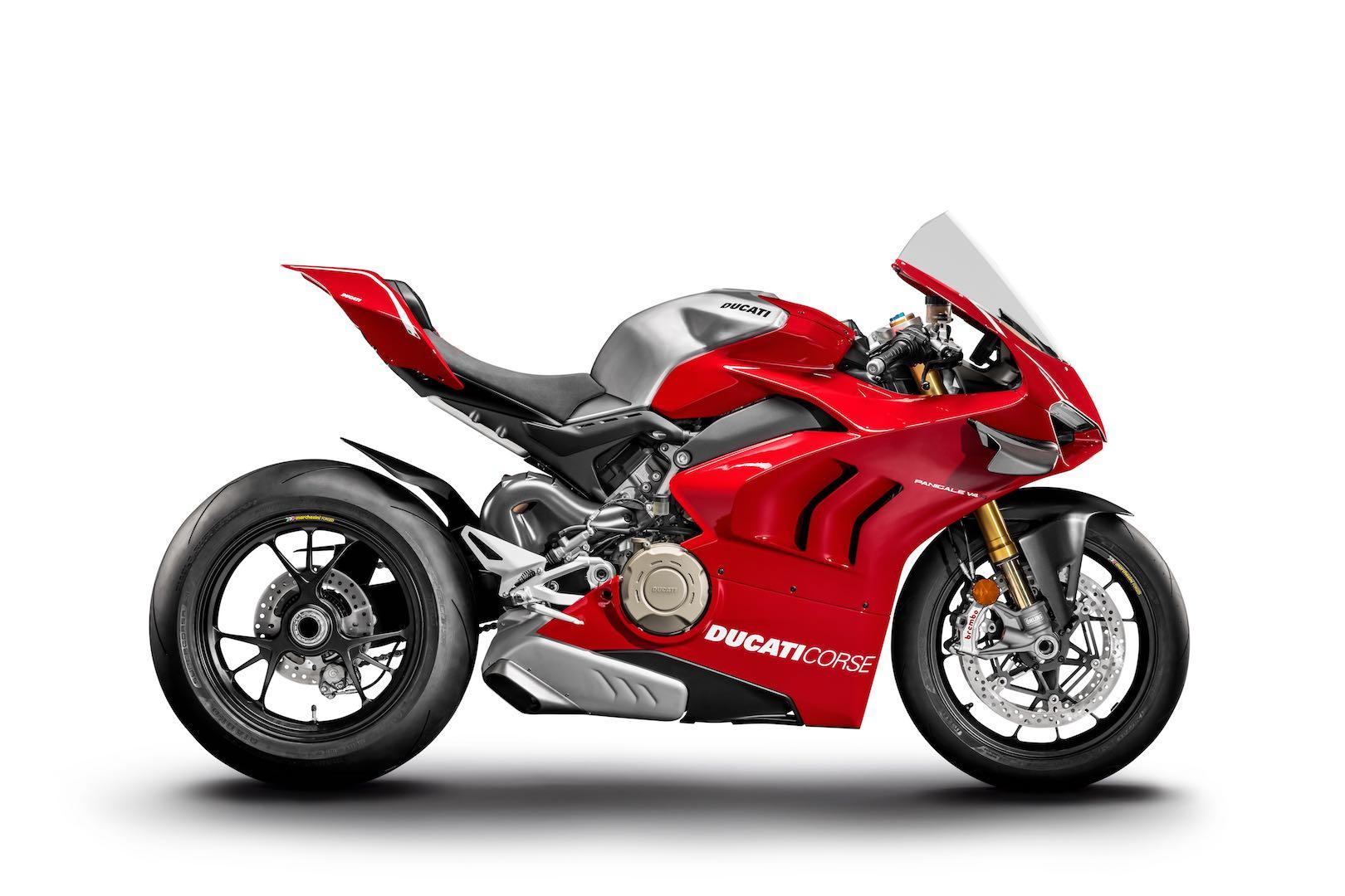 2019 Ducati Panigale V4 R colors