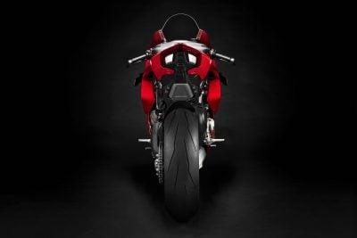 2019 Ducati Panigale V4 R rear LEDs