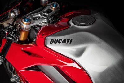 2019 Ducati Panigale V4 R 4.4 gallon fuel capacity