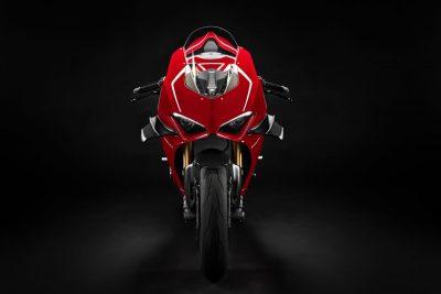 2019 Ducati Panigale V4 R LED headlights