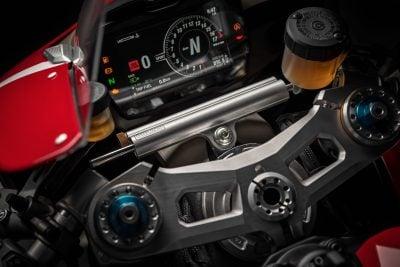 2019 Ducati Panigale V4 R gauges