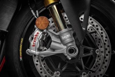 2019 Ducati Panigale V4 R Brembo brakes