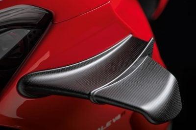 2019 Ducati Panigale V4 R upper fairing