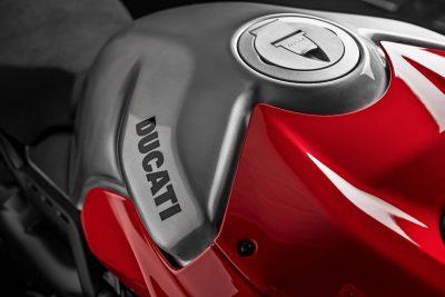 2019 Ducati Panigale V4 R gas tank