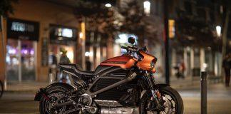 2019 Harley-Davidson LiveWire Updates