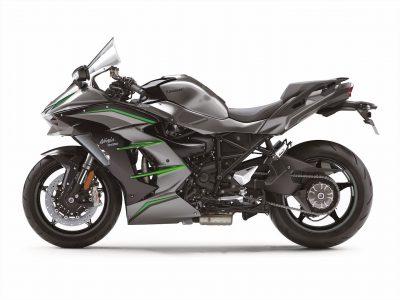 2019 Kawasaki H2 SX SE+ horsepower