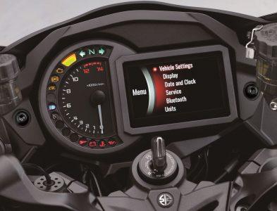 2019 Kawasaki H2 SX SE+ riding modes