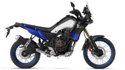 2021 Yamaha Ténéré 700 colors