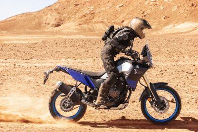 2021 Yamaha Ténéré 700 top speed