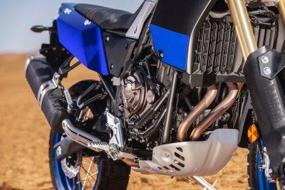 2021 Yamaha Ténéré 700 parallel twin horsepower