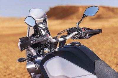 2021 Yamaha Ténéré 700 rally style