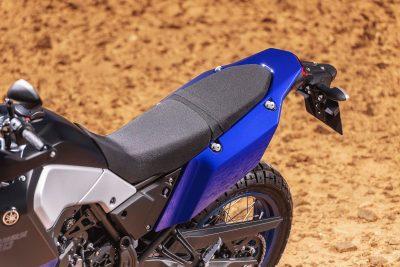 2021 Yamaha Ténéré 700 rear section