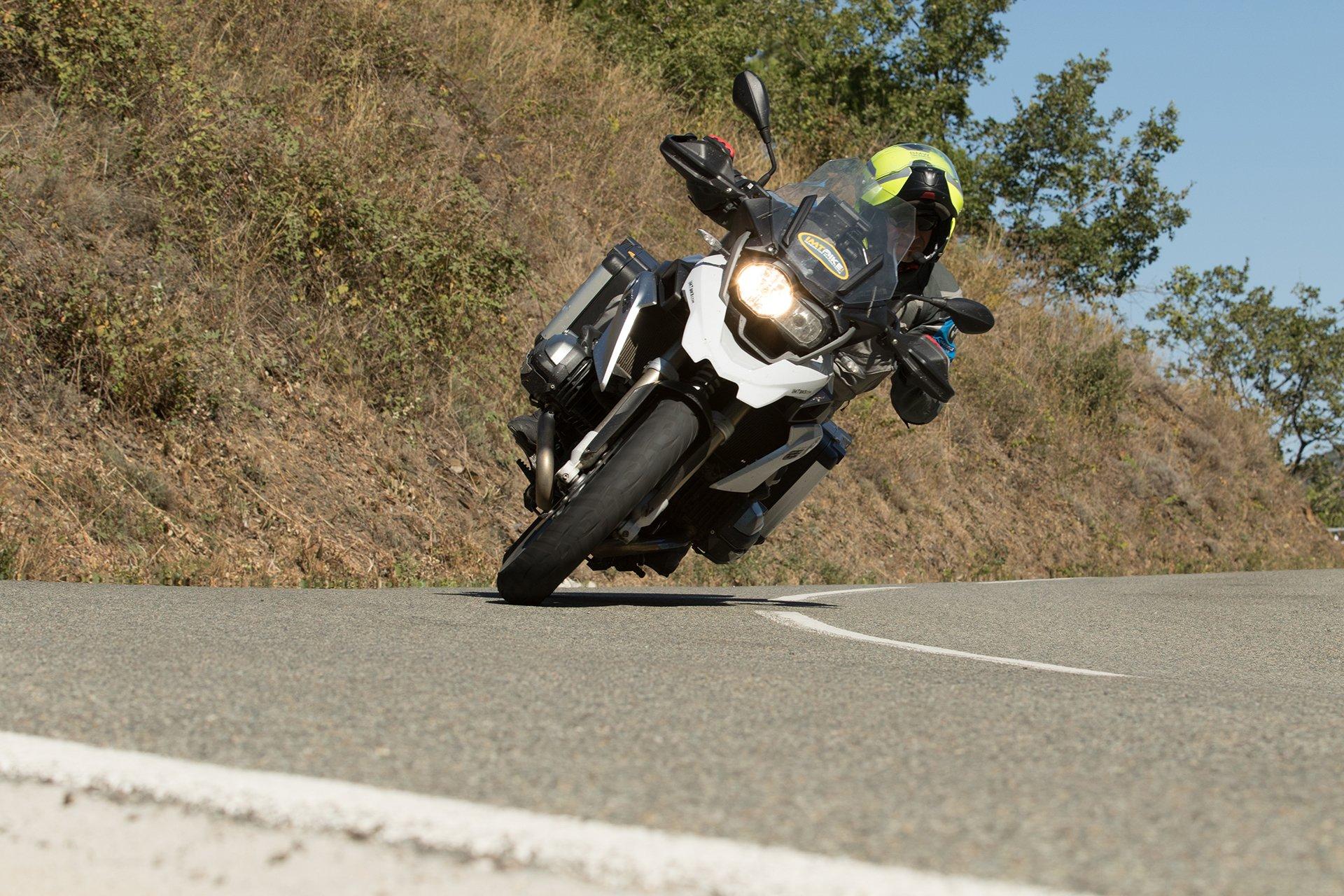 Riding Spain's Pyrenees & Aragón Circuit with Leod Escapes Sergi Leands