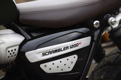 2019 Triumph Scrambler 1200 XC side bike