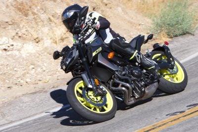 2018 Yamaha MT-09 for sale