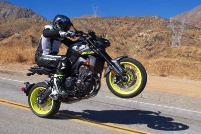 2018 Yamaha MT-09 review