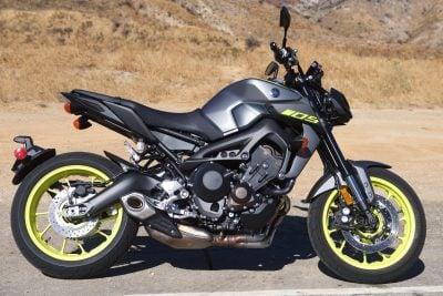 2018 Yamaha MT-09 price