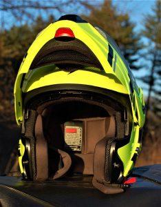 Scorpion EXO-AT950 Teton Modular Helmet open
