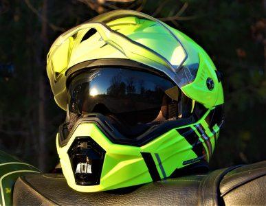 Scorpion EXO-AT950 Teton Modular Helmet test