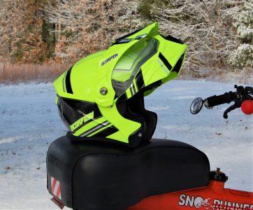 Scorpion EXO-AT950 Teton Modular Helmet snow