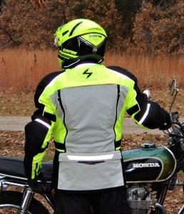 Scorpion Yosemite XDR Jacket test