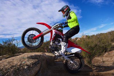 2019 Honda CRF250RX price