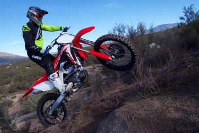 2019 Honda CRF250RX wheelie