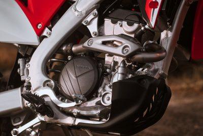 2019 Honda CRF250RX motor