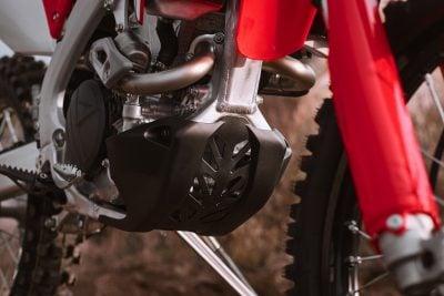 2019 Honda CRF250RX engine gaurd