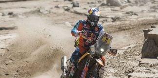 matthias walkner 2019 Dakar Rally Preview