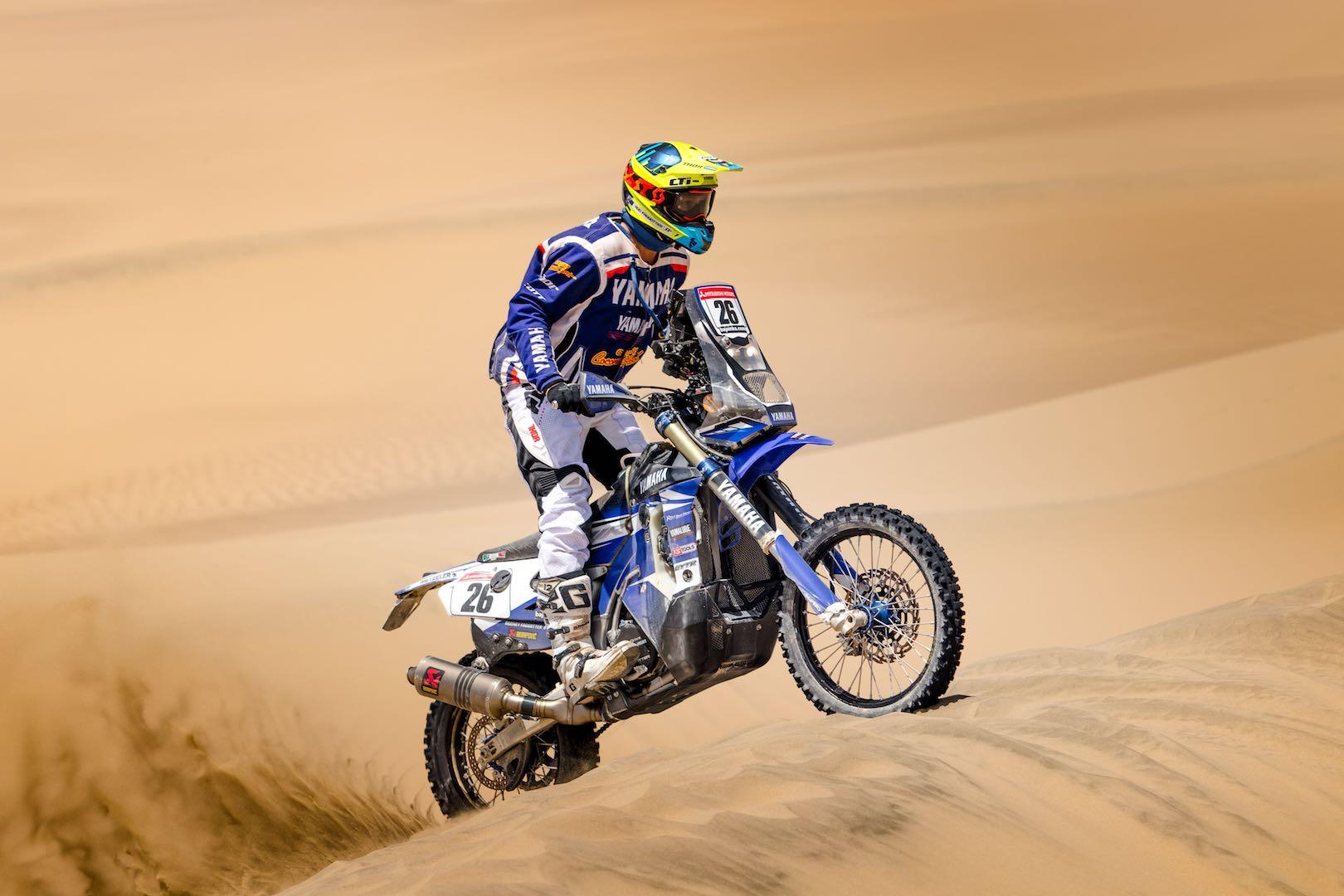 2019 Dakar Rally Preview Adrien Van Beveren
