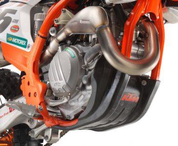 2019 KTM 450 SX-F Factory Edition engine power