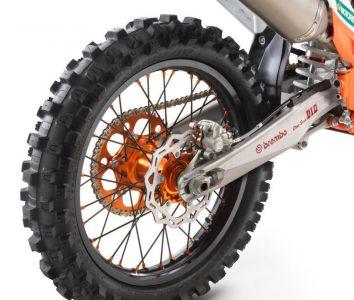 2019 KTM 450 SX-F Factory Edition rear wheel