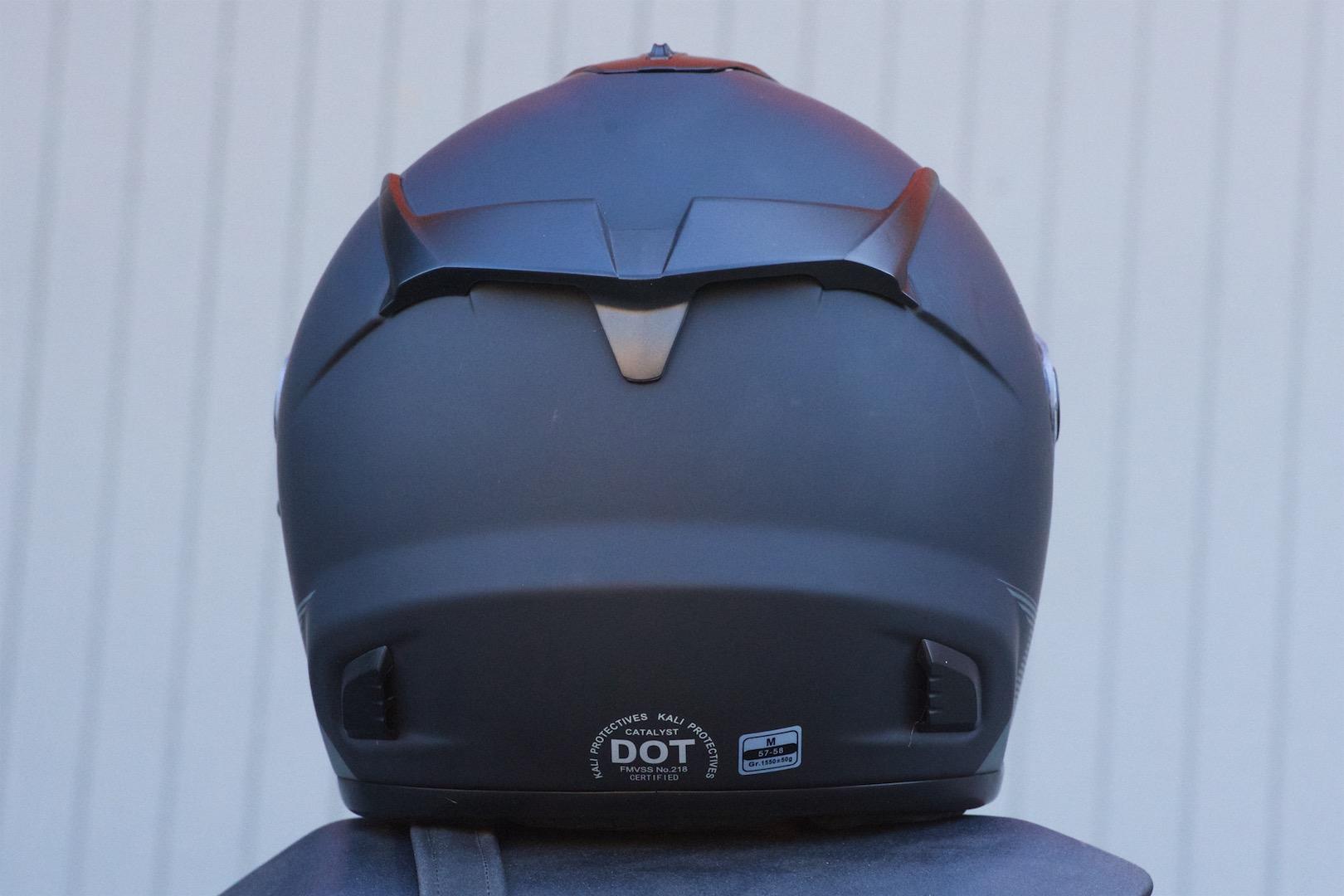 Kali Catalyst Motorcycle Helmet