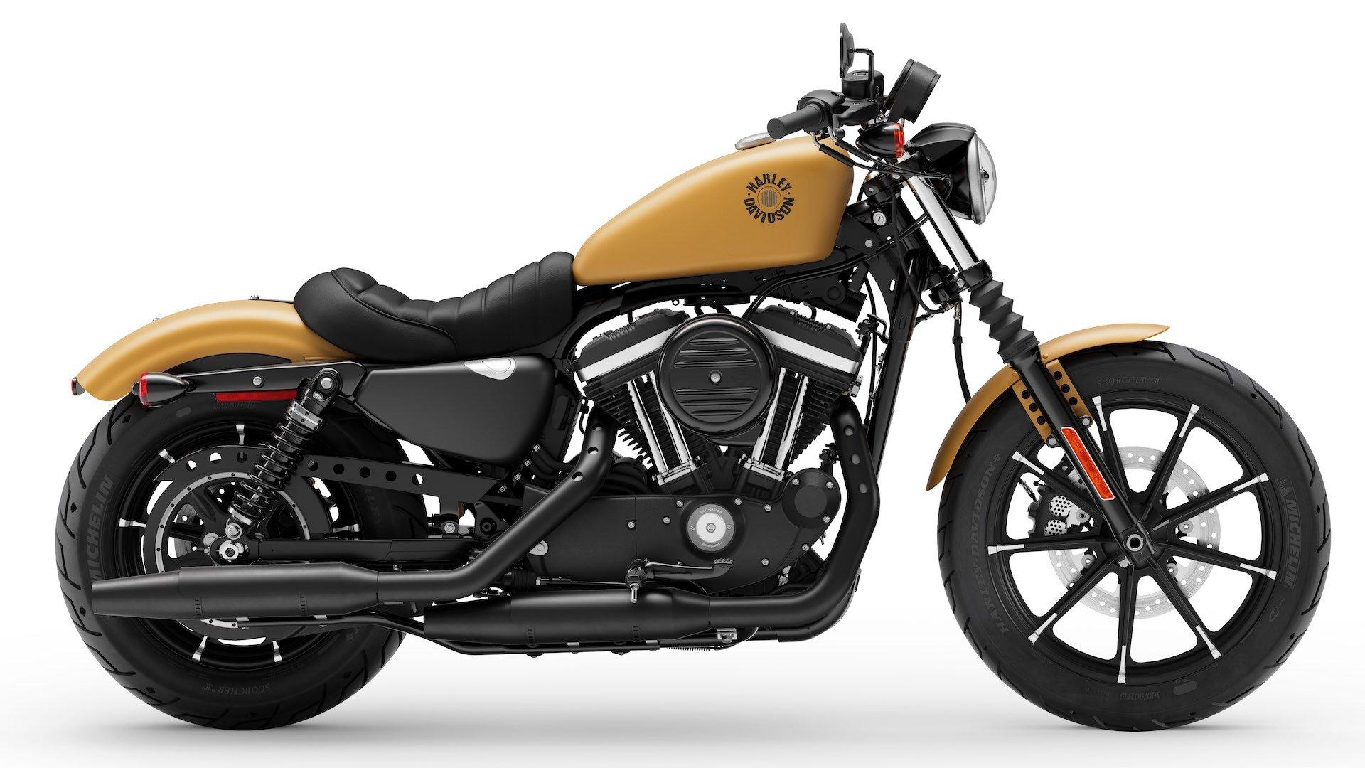 cruiser motorcycles under harley davidson dirty dozen iron 883