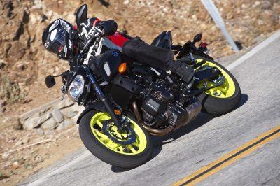2018 Yamaha MT-07 review