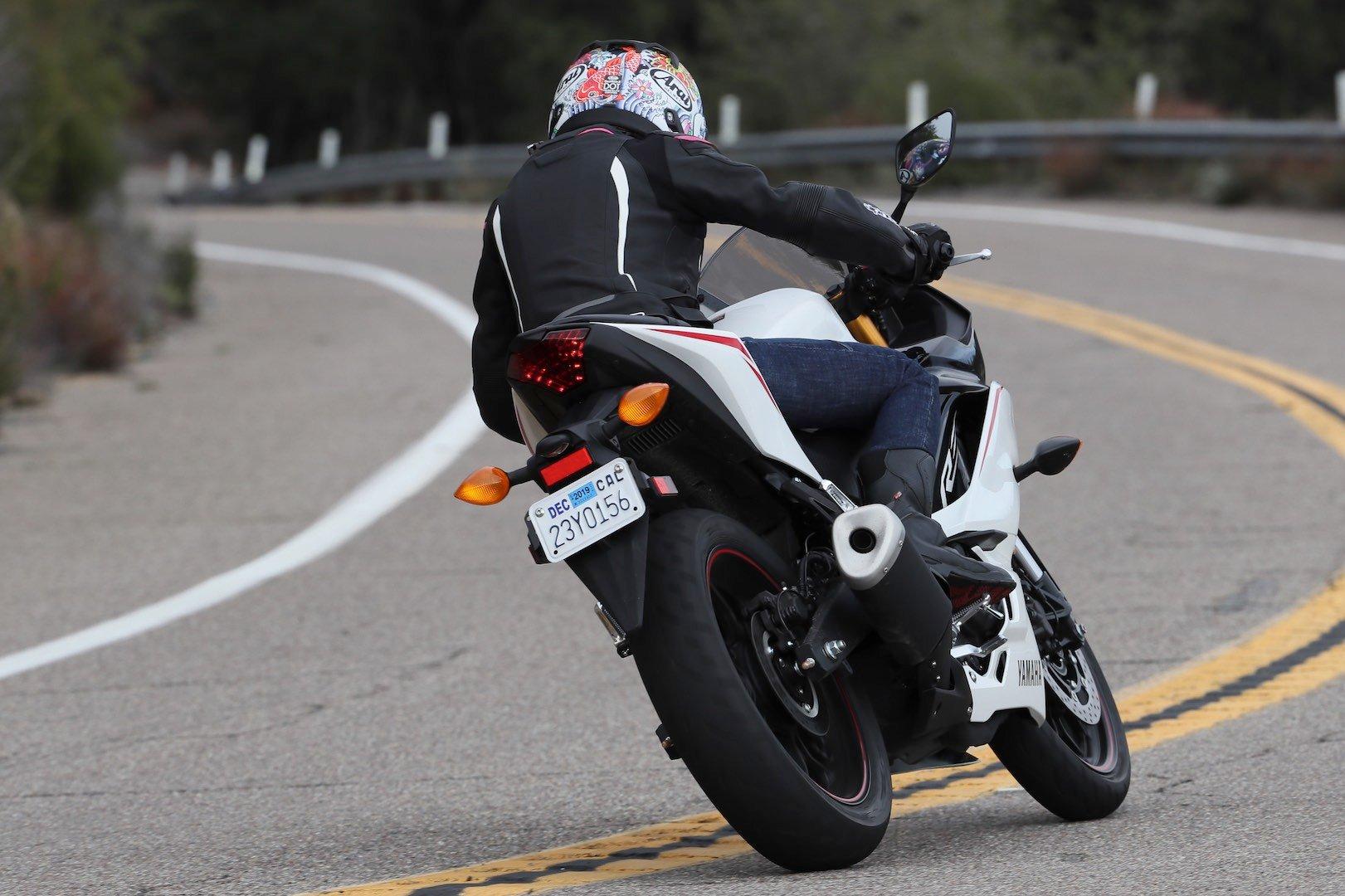 2019 Yamaha YZF-R3 for sale