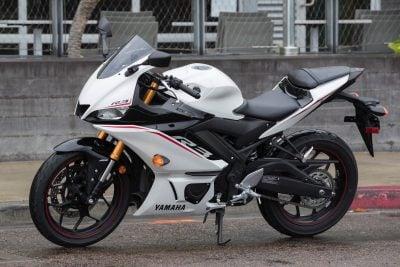 2019 Yamaha YZF-R3 colors