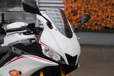 2019 Yamaha YZF-R3 windscreen