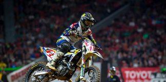2019 Anaheim 1 Supercross Preview Husqvarna's Jason Anderson