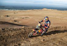 2019 Dakar Rally Results: KTM Toby Price