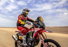2019 Dakar Rally Stage 1 Results Joan Barreda Honda CRF 450 Rally