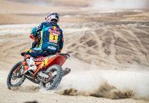 2019 Dakar Rally Stage 2 Matthias Walkner KTM