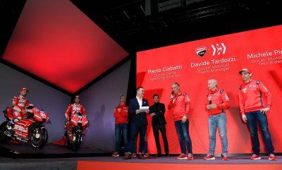 Mission Winnow Ducati MotoGP Team