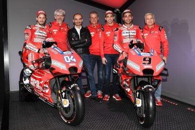 Mission Winnow Ducati MotoGP Team Unveiled