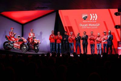 Mission Winnow Ducati MotoGP Team PMI