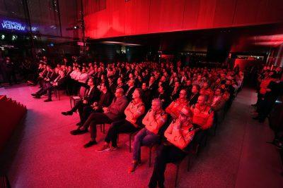 Mission Winnow Ducati MotoGP Team press audience