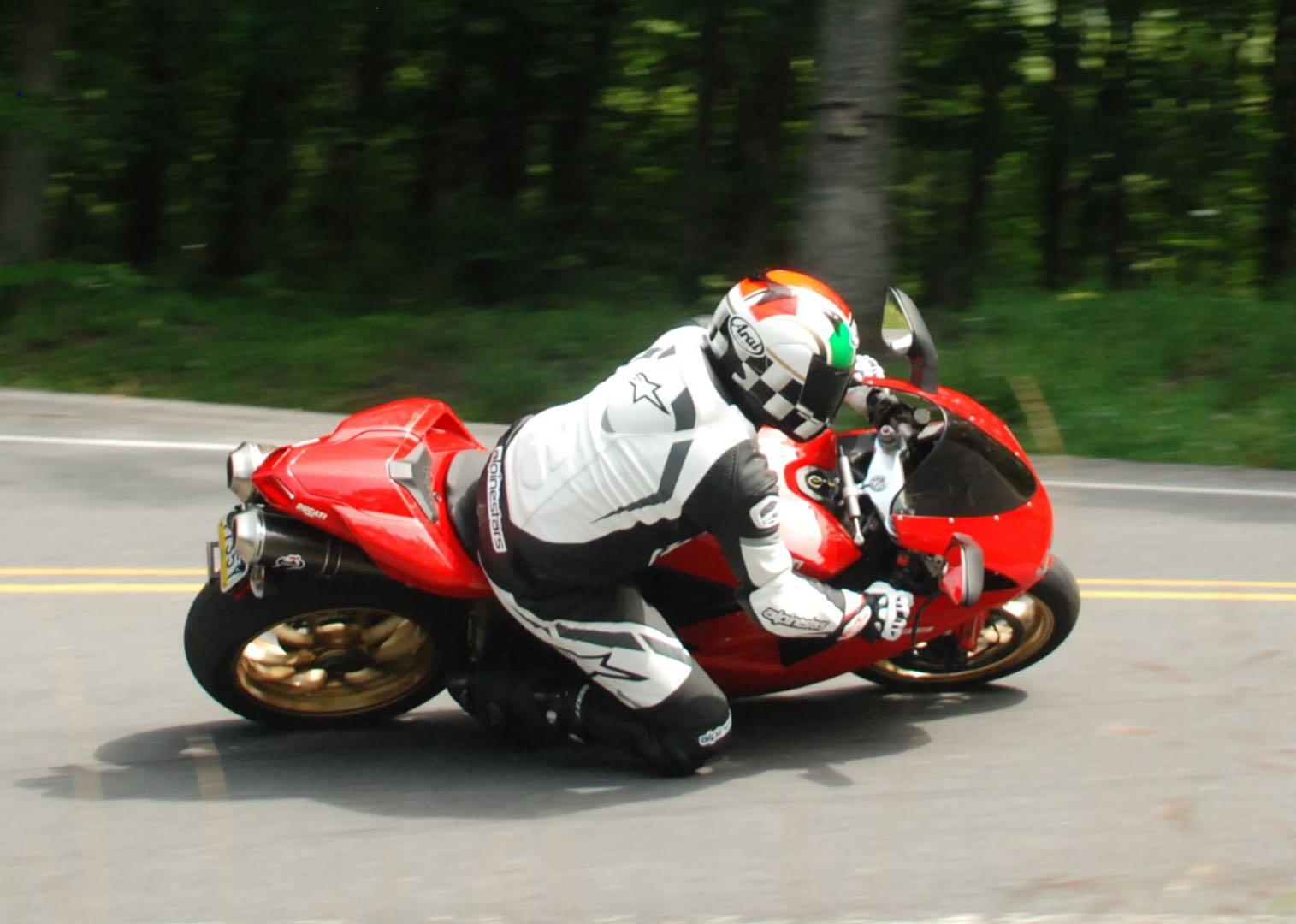 online motorcycle video high speed street