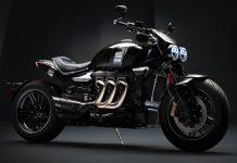 2020 Triumph Rocket TFC First Look