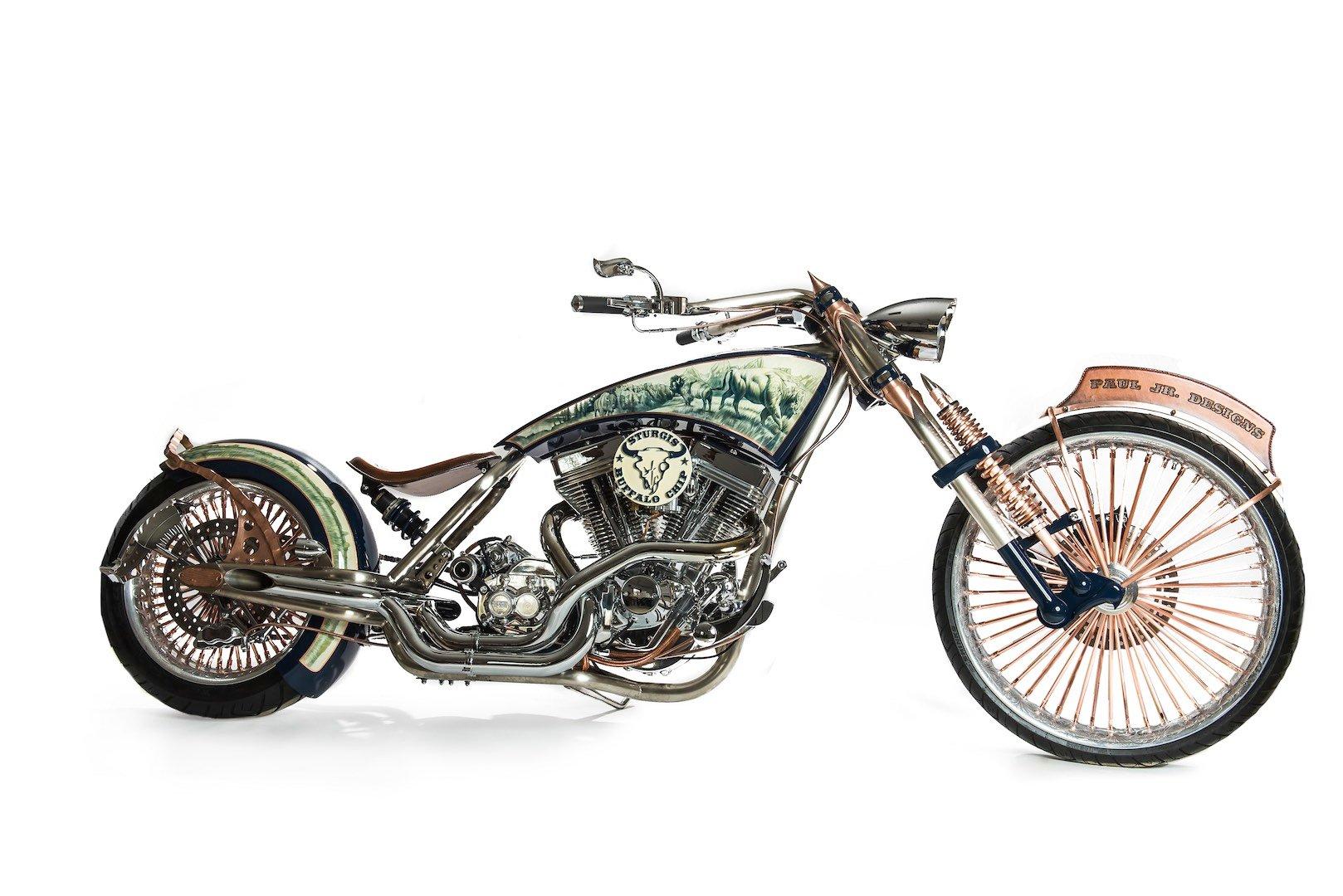 4a8749bf82d Inside Paul Jr. Designs' Buffalo Chip Legends Ride Custom: Exclusive ...